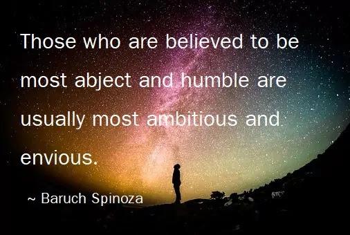 spinoza quotes