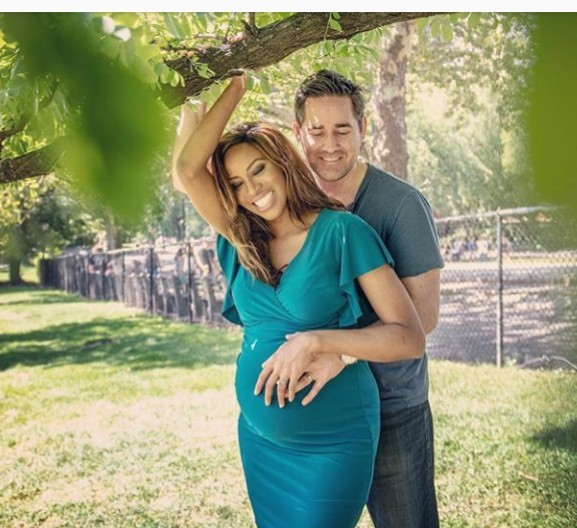 CNN host, Zain Asher celebrates her first wedding anniversary with Steve Peoples
