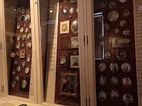 Miniatures cabinet, Kenwood (2019)