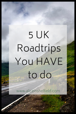5 UK Roadtrips you have to complete