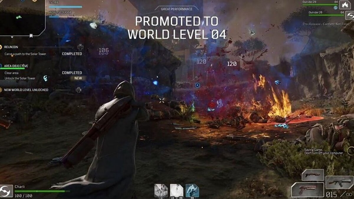 What is the world level in Outriders and how to upgrade it