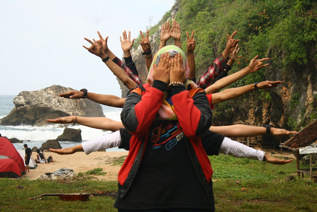 PANTAI WOHKUDU - Gunungkidul Yogyakarta
