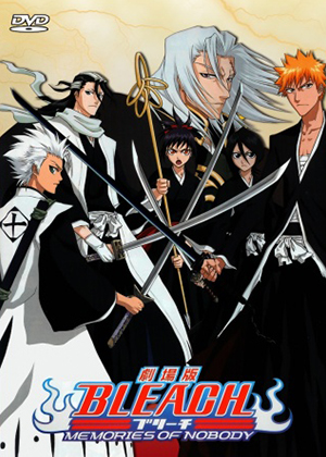Bleach Movie 1: Memories of Nobody [Película] [HDL] 280MB [Sub Español] [MEGA]