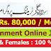 e-Rozgar Training Program October 2019 Government Online Earning Jobs in Pakistan