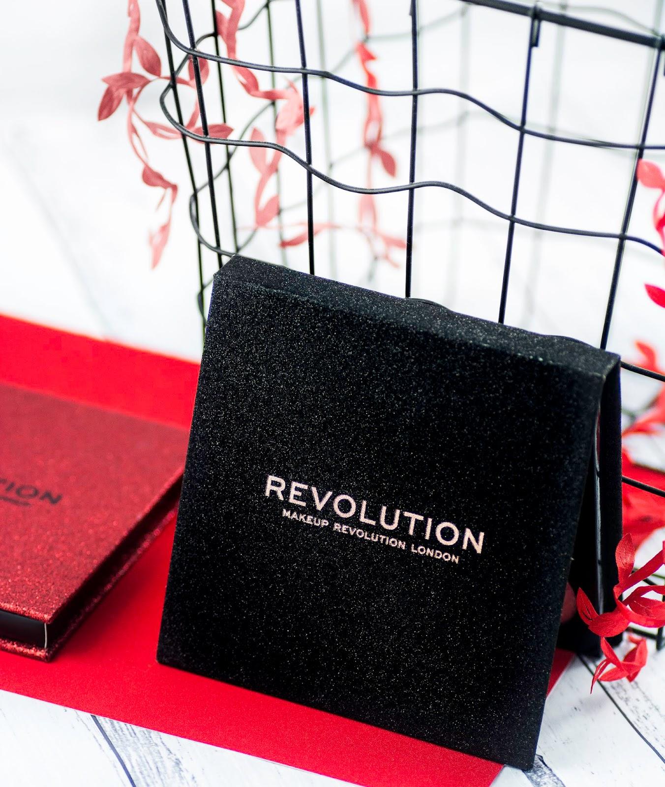 Makeup Revolution - brokat, błysk...czyli nowości makijażowe, przez które zwariowałam!
