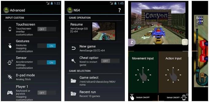 10 Melhores Emuladores de Jogos para Android!
