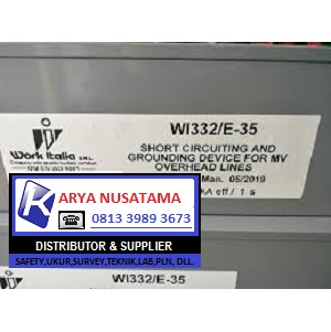 Jual Hight Voltage Work Italia W1332E-35 20KV di Bandung