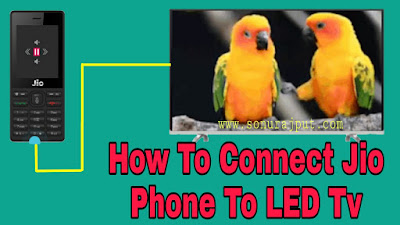 How To Connect Jio Tv To LED Tv