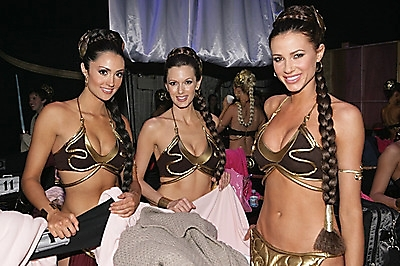 sexy princess leia girls