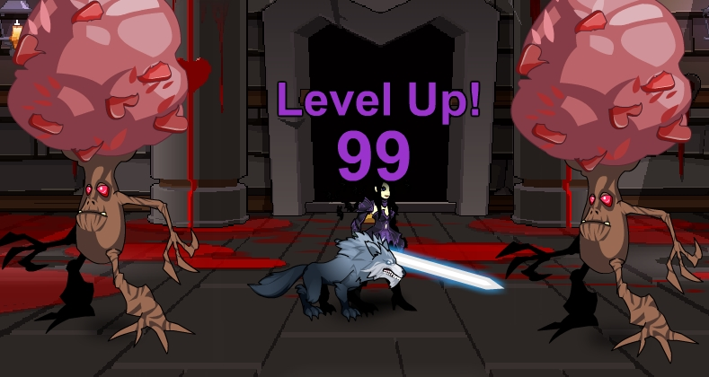 Best XP Farming point ~ AQW World