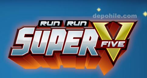 Run Run Super V v1.28 Mod Altın ve Elmas Hileli Apk İndir
