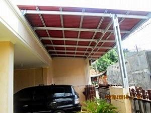 kanopi baja ringan cibitung jasa pembuatan teralis pintu pagar di bekasi