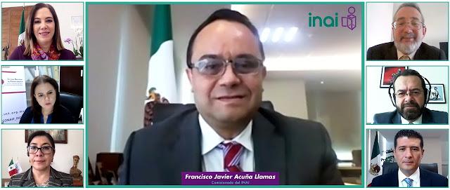INAI instruye a la FGR informar sobre vuelo de España y parte médico de Emilio Lozoya con motivo de su extradición