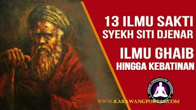 Bagian Yang Hilang Dari Wali Songo Syekh SITI JENAR
