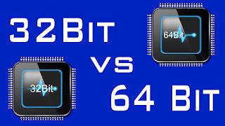 upgrade 32bit ke 64bit