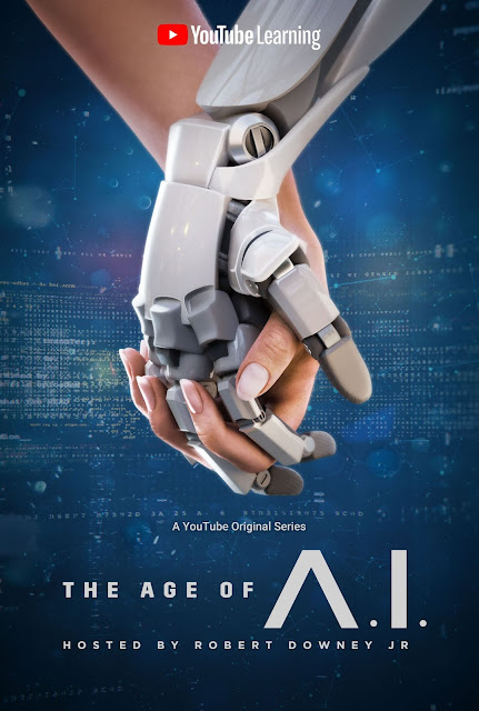 """The Age of A.I."" - YouTube Originals New Learning Series Hosted By Robert Downey Jr."