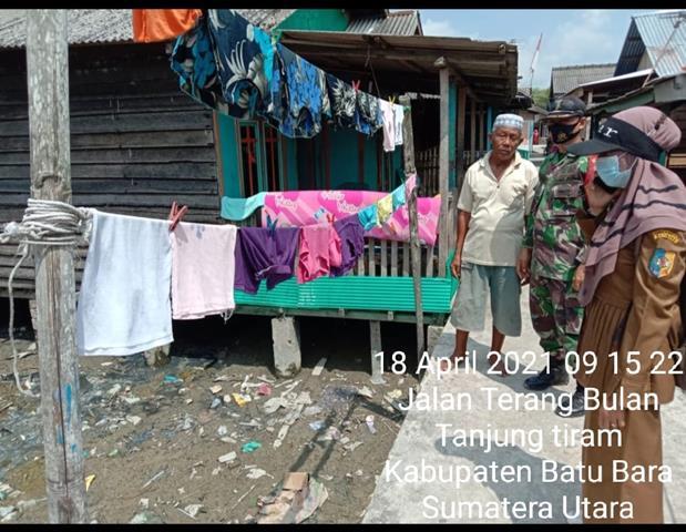 Komunikasi Sosial Cara Personel Jajaran Kodim 0208/Asahan Jalin Silaturahmi Dengan Mitra Karib