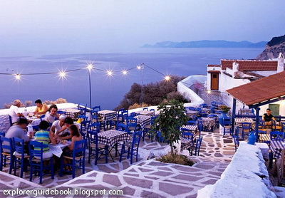 Tempat wisata di yunani santorini mykonos pulau paling indah di Yunani Skopelos
