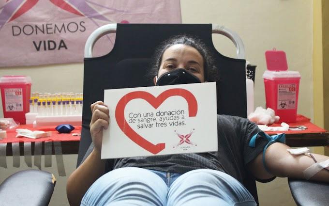 Este Sábado Jornada de Donación de Sangre en la sede de Bomberos Voluntarios