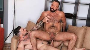 Horndogs, sc. 7 – Xavi Garcia & Sergio Moreno (Bareback)