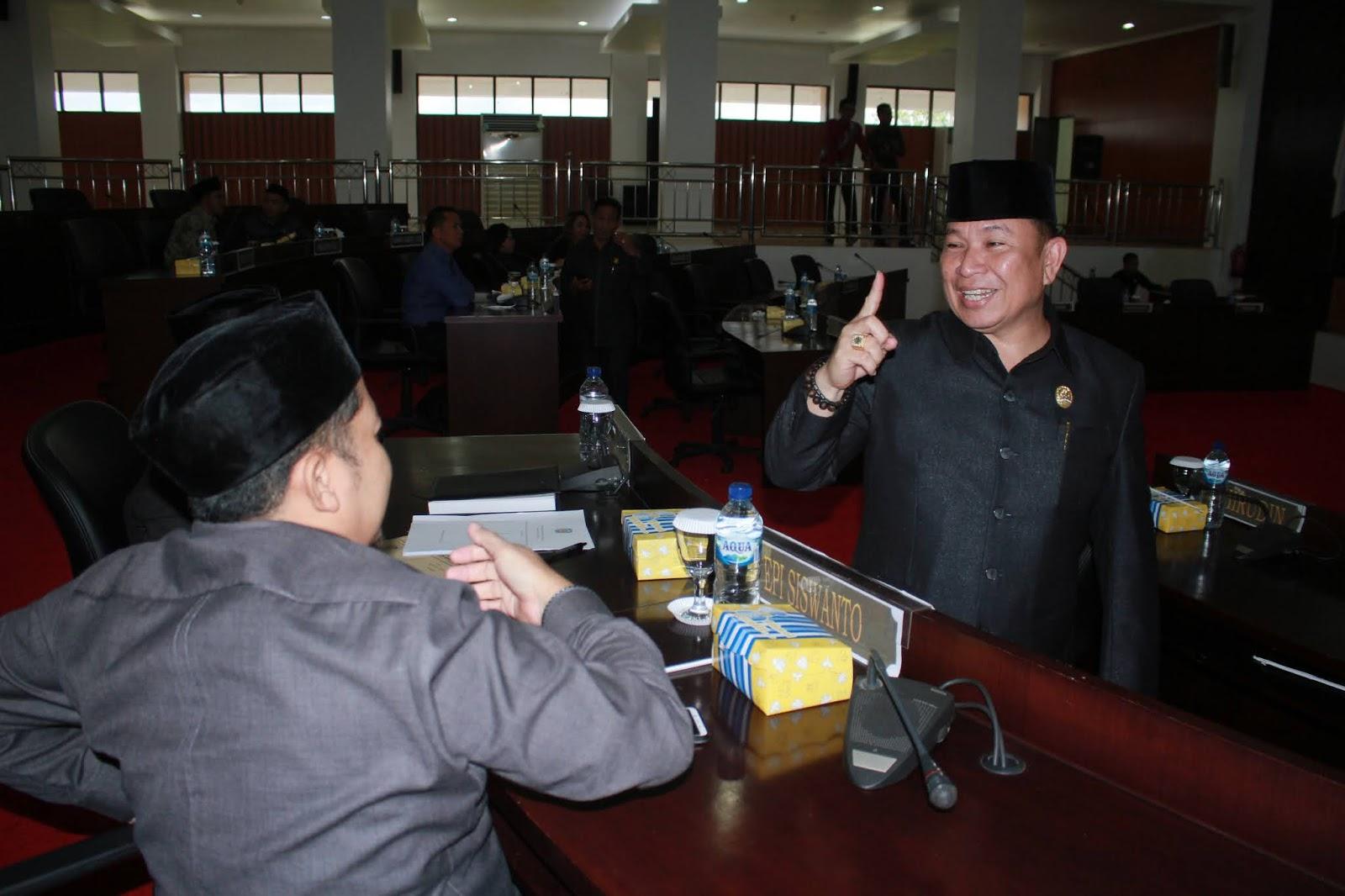 Dewan Mura Apresiasi Pemkab Capaian WTP