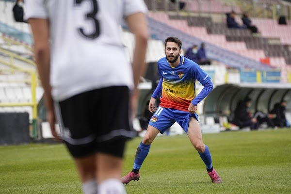 Oficial: FC Andorra, no continúa David Ballarín