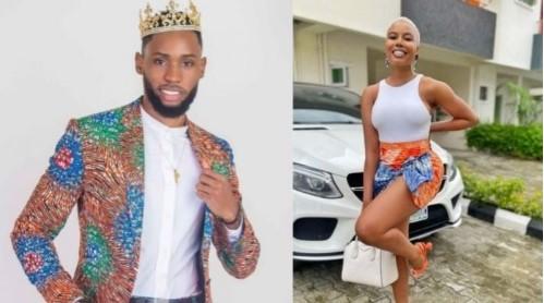 BBNaija: I Would Like To Date Nancy Isime – BBNaija Emmanuel Says