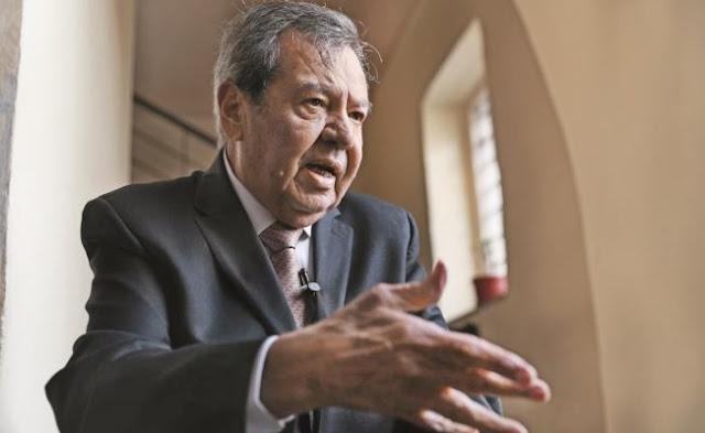 Porfirio Muñoz Ledo propone que se llame 'Mexicas' a los habitantes de la CDMX