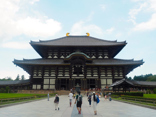 Tadai-ji Temple, Nara, Kansai, Japan