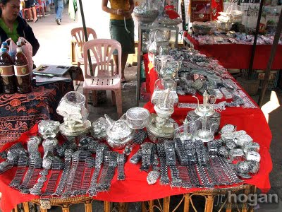 Vientiane Morning Market