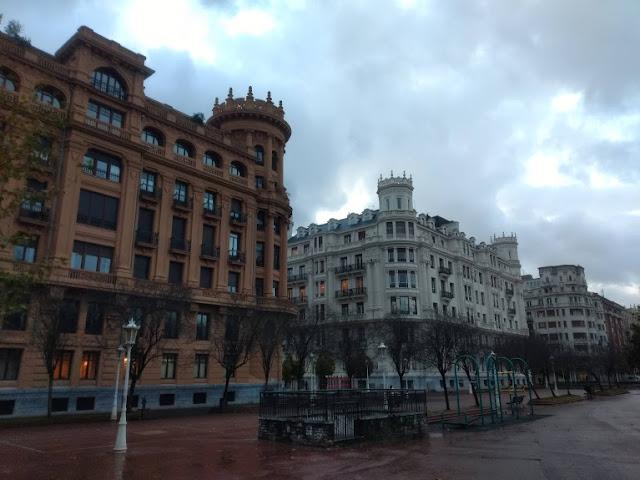 Edificios Residenciales en Bilbao