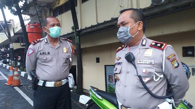 Polres Depok Gelar Operasi Keselamatan Jaya 2020