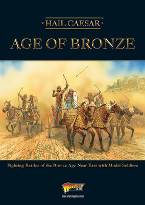 Hail Caesar Age of Bronze Supplement Cover