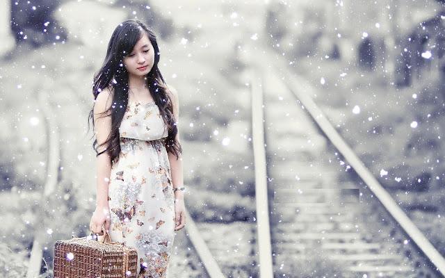 rain sad girl wallpaper alone sad girl wallpaper