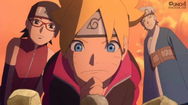 boruto episodio 71 a pedra mais dura do mundo semi filler