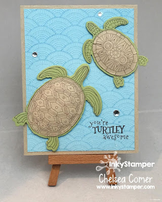 FSJ Turtles Turtley Awesome Stamps