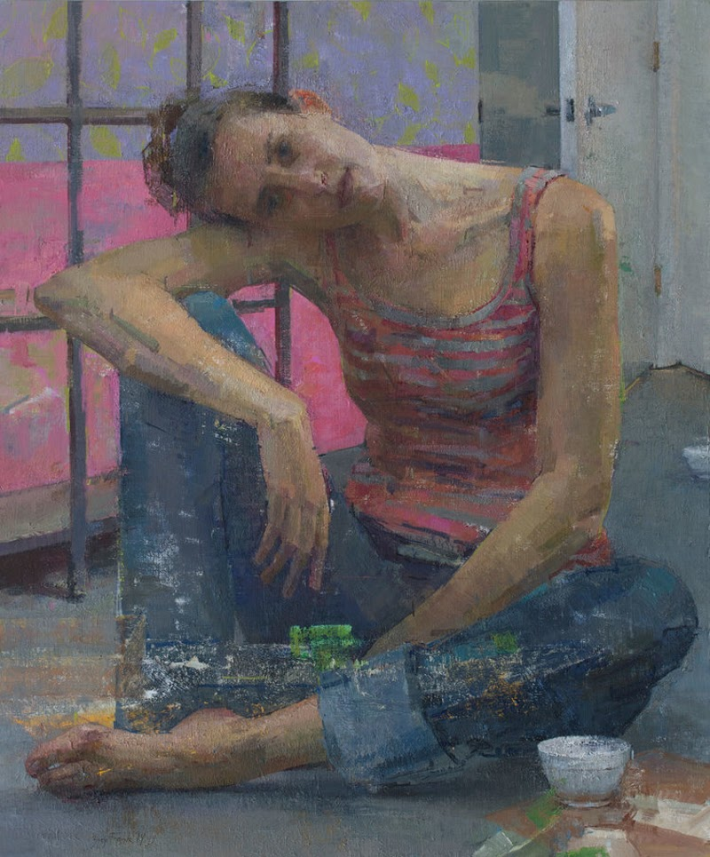 Figurative Paintings by Zoey Frank from Colorado.