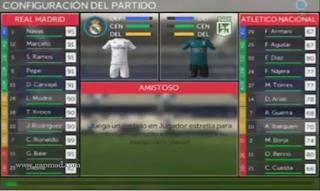Download FTS Mod FIFA 17 Sudamericano by Jaksoncraft Apk + Data