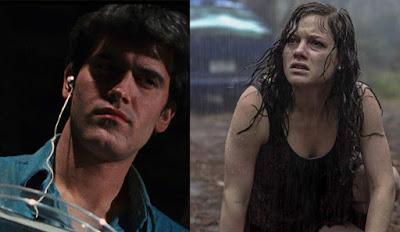 Dunia Sinema Evil Dead 1981 vs 2013 Ash dan Mia