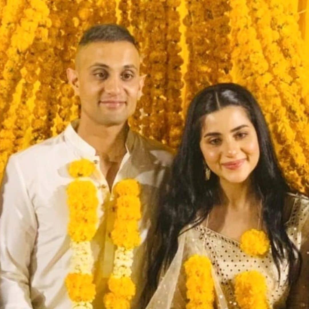 Actress Sohai Ali Abro married cricketer Shehzar Mohammad