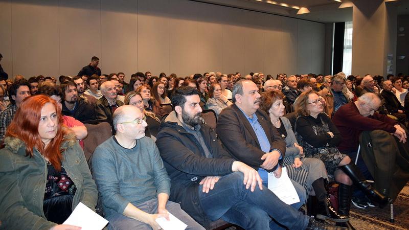 Αλεξανδρούπολη: Με επιτυχία η εκδήλωση για το νότιο ενεργειακό διάδρομο της ΕΕ