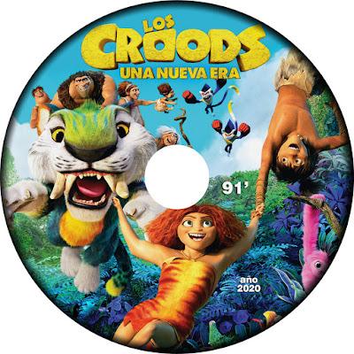 Los Croods - Una nueva era - [2020]
