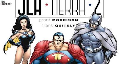 Comic Tierra 2 JLA