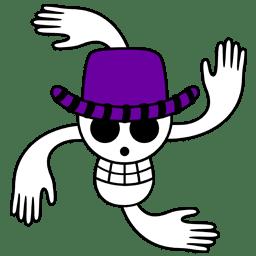 Emblem Logo DLS Robin One Piece