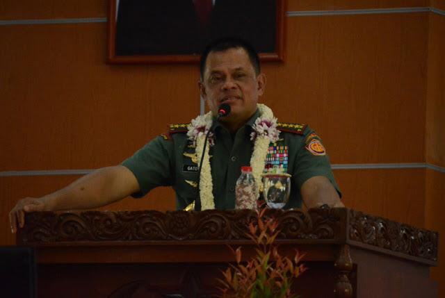 Sambutan Panglima TNI yang Bikin Ahokers, Orang Liberal dan PKI Ketakutan