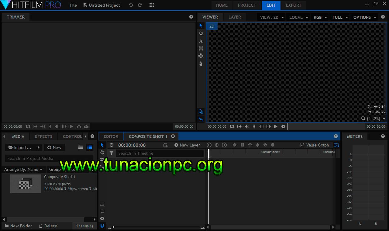 HitFilm Pro 2017 v5.0.6007.34105