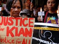 Dalih Berantas Narkoba, Remaja 17 Tahun Dibunuh Duterte: Jangan Bunuh Saya Besok Saya Ujian