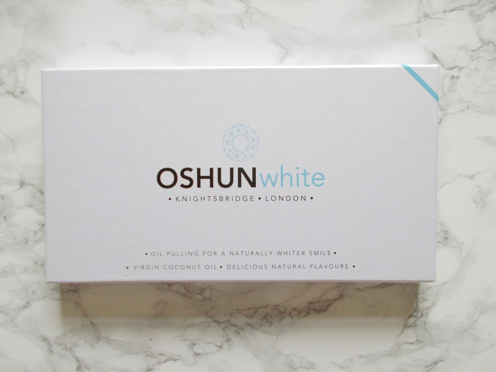 oshun white spearmint oil pulling review