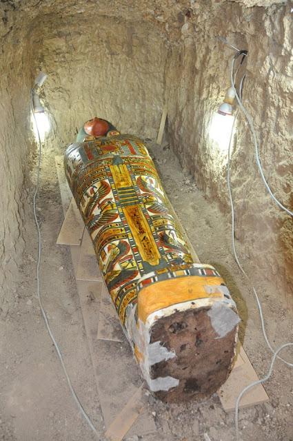 Νέα ανακάλυψη στο ναό του Τούθμωσις Γ΄ στο Λούξορ