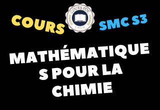 MATHÉMATIQUES SMC S3